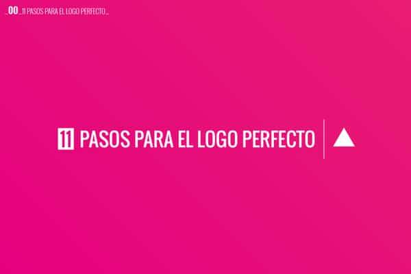 Once pasos para diseñar el logo perfecto (y alguno más)