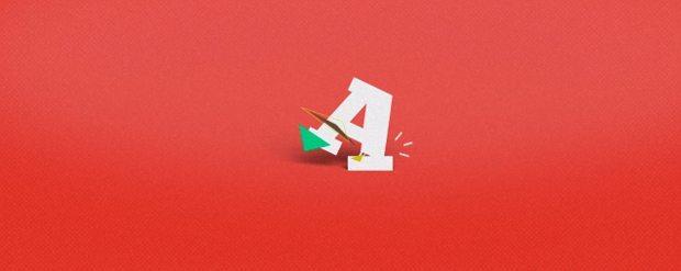 Ariel Costa nos presenta un motion del alfabeto