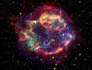Textura de estrella