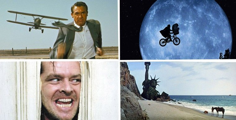 Los cien planos más icónicos de la historia del cine